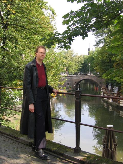Robin in Utrecht