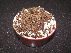 Black Forest Paleo Pot, made by Rhiannon
